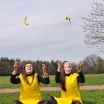 DCHS Pankhurst House goes bananas!