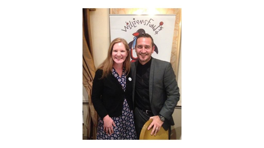 Will Mellor helps us too!