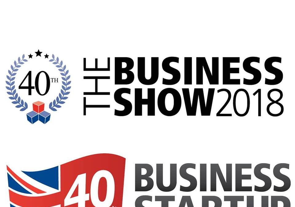 The Business Show – Charity Partner!