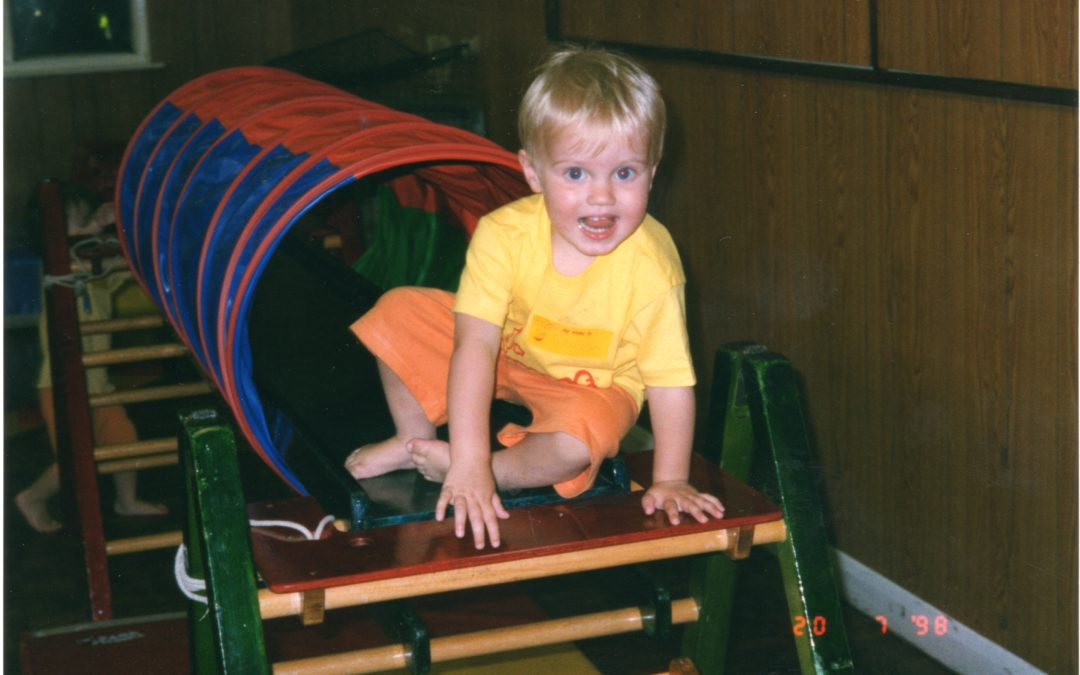 William's 15th Anniversary.