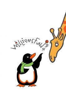 William's Fund & Giraffe Coaching get it together!