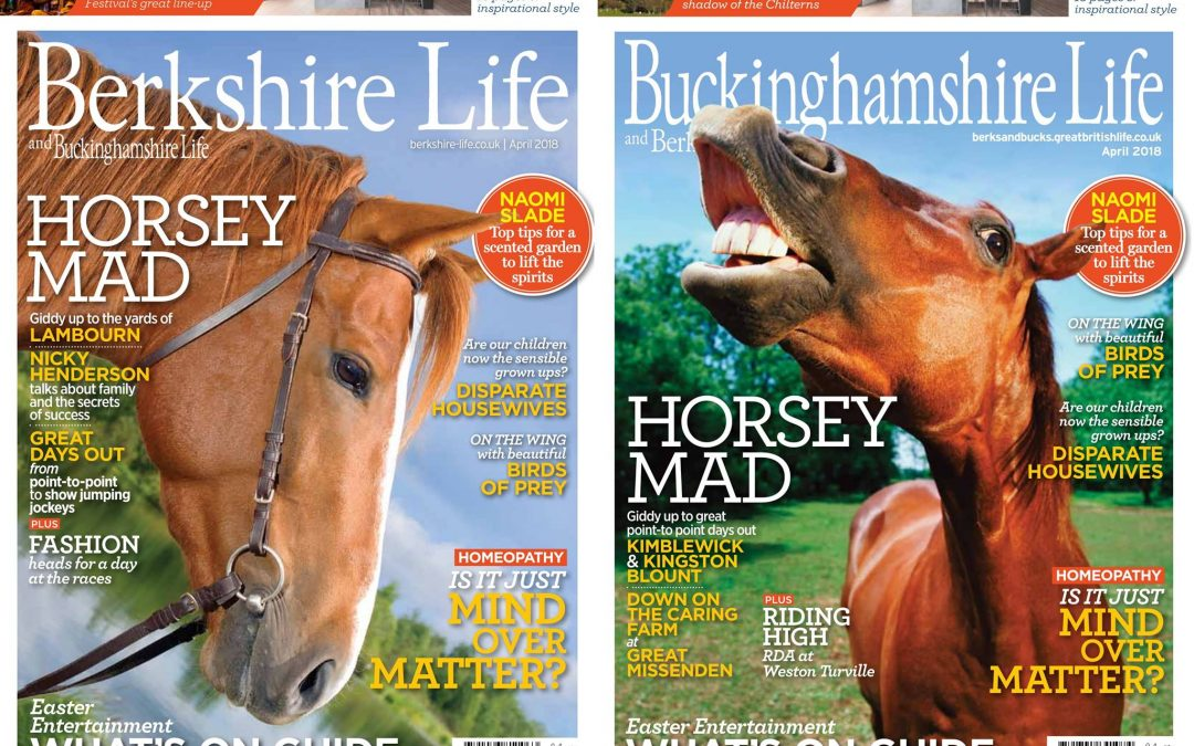 William's Fund in print… Buckinghamshire & Berkshire Life