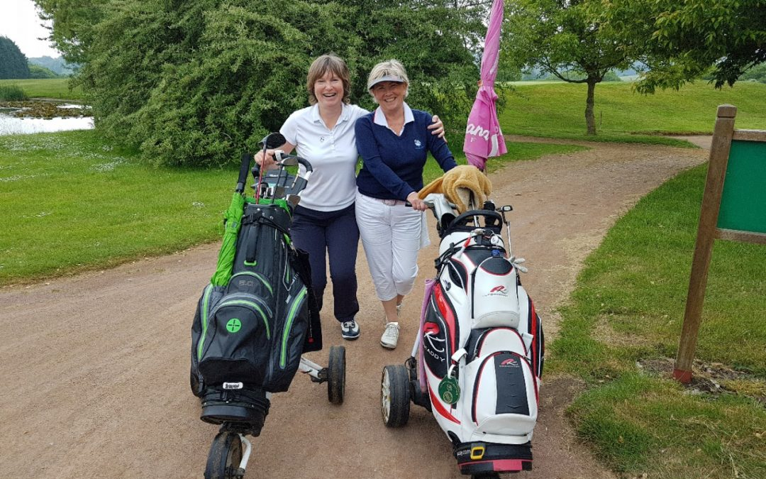 Chartridge Ladies Invitational Golf Day!