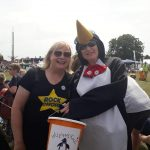 Pippa Rock Choir – Amersham  magic bus tour for William's Fund